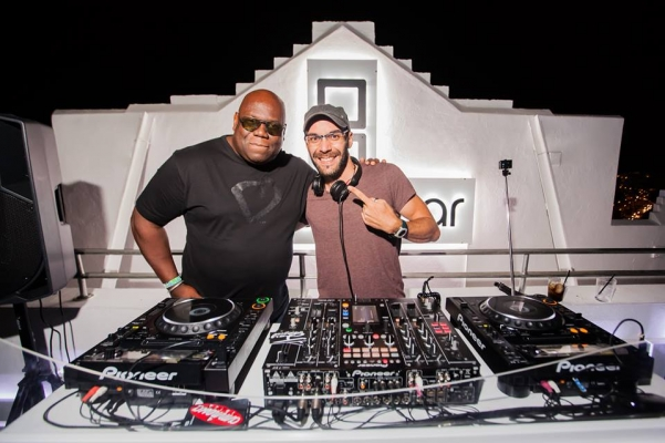 carl cox & jey indahouse 8 agosto 2016 ocean drive